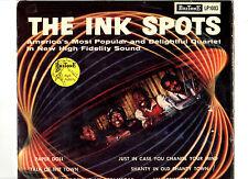"""INK SPOTS.SELF TITLED.UK ORIG """"SAMPLE"""" 10"""" LP.VG+"""