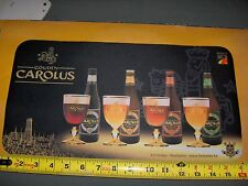 Gouden Carolus Belgian Beer Bar Matt - Mouse Pad New