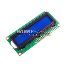 **Hobby Components UK** 1602 16 x 2 Parallel LCD Module (Blue Backlight)