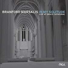 Branford Marsalis - In My Solitude: Live At Grace Cathedral (NEW CD)