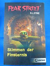 Fear Street - Stimmen der Finsternis von R. L. Stine / Doppelband/ ungelesen