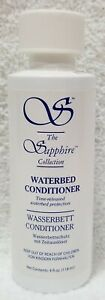Blue Magic Sapphire Collection WATERBED CONDITIONER Protection 4 oz/118mL New