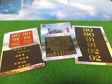 Lgb Original stickers for Mogul 3 pcs.