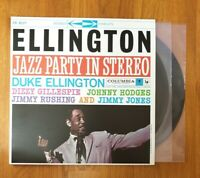 Duke Ellington Jazz Party In Stereo 2-LP 180 Gramm (45rpm) lim. Edition #00208