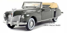1941 Lincoln Continental Pewter Gray1/87 HO Scale Oxford Diecast 87LC41003