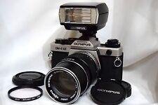 [Exc+++] OLYMPUS OM-4Ti w/ 135mm f3.5, T20 Flash SLR Film Camera from Japan