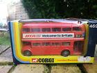 CORGI 469 BUS ANGLAIS ROUTEMASTER LONDON TRANSPORT comme neuf en boite