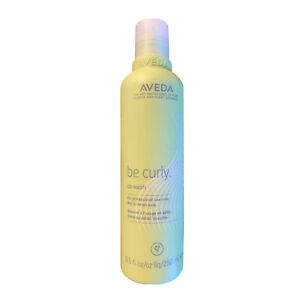 AVEDA Be Curly Co-Wash 250ml 8.5oz  gentle cleansing shampoo