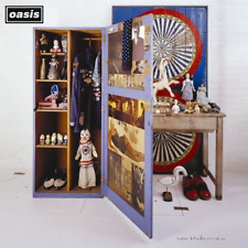 OASIS-STOP THE CLOCKS-JAPAN 2 MINI LP CD Ltd/Ed I98