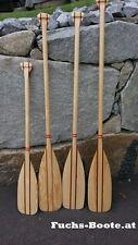 Stechpaddel Paddel Holzpaddel Ruder für Kanu Kanadier Kajak Boot Ruderboot