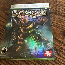 Bioshock Xbox 360 Cib Game With Sheath XG1