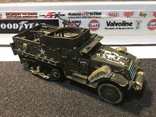 ☆ 1:32 21st Century Toys Ultimate Soldier WWII US Army M3A1 AFV Halftrack