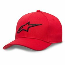 ALPINESTARS  AGELESS CURVE HAT YOUTH RED