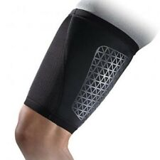 NIKE PRO COMBAT THIGH INJURY SUPPORT SLEEVE - BLACK - NMS34001 - L XL