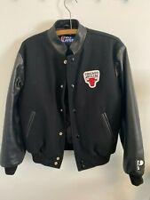 "Vintage Chicago Bulls ""Varsity Jacket"" Youth XL Michael Jordan Return Season"