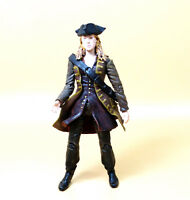 Disney Pirates of the Caribbean Elizabeth Swan ation figure 6""