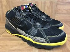 RARE🔥 Nike Troy Polamalu Knows Trainers Pittsburgh Steelers Sz 9.5 395940-076