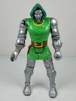 "Marvel Fantastic Four Dr Doom 5"" Tall Action Figure 1994 ToyBiz"