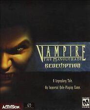 Vampire: The Masquerade -- Redemption (PC, 2000)