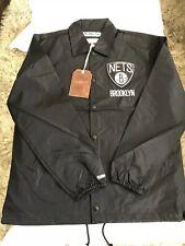 Brooklyn Nets Mitchell & Ness Coaches Jacket Men Dize Large