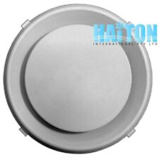 """10"""" 250mm ROUND DIFFUSER/PLASTIC AIR VENTS Model: RD 250"""