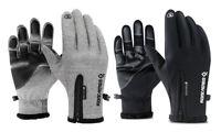 Guanti da ciclismo Cevapro, guanti invernali touchscreen, guanti caldi addensati