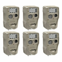 Cuddeback Power House 20MP Super Simple Setup Silver Flash Trail Camera (6 Pack)