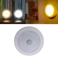 3X 6LED Light Wall Cabinet Lamp Wireless PIR Motion Sensor Battery Powered Night