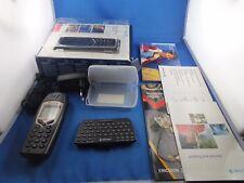 Original Ericsson a2628s calestial Black comme neuf neuf dans sa boîte sans simlock en de téléphone portable