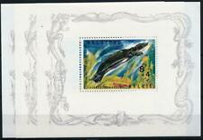 [16514] Belgium turtle good very fine MNH sheet X4