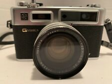 Yashica Electro 35 GSN 35mm Film Camera, Good Working Condition!