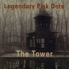 THE LEGENDARY PINK DOTS The Tower CD 1996