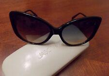 Neiman Marcus Jason Wu Natalie Owl Detailed Cat Eye Sunglasses, Black, NWOT