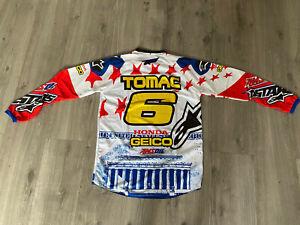 Maglia ELI TOMAC Mxon Supercross racer jersey shirt