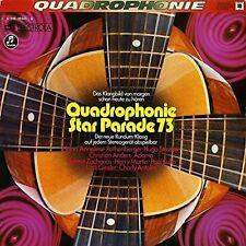 Quadrophonie Starparade 73 Heino, Anneliese Rothenberger, Hugo Strasser, .. [LP]