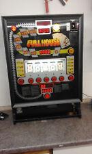 Merkur Full House auf Euro,Spielautomat,Geldspieler aus den 80er