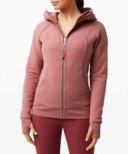 NEW Women Lululemon Scuba Full Zip Hoodie  Size 6