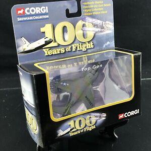 Corgi Showcase Collection 100 Years of flight Harrier US Marines VMA-231 CS90095