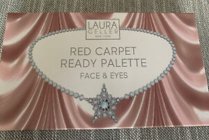 Laura Geller Red Carpet Ready 3 Color Palette Face & Eyes Brand New-Free Ship!