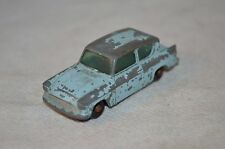 Matchbox Lesney 7 Ford Anglia BPW in good plus condition