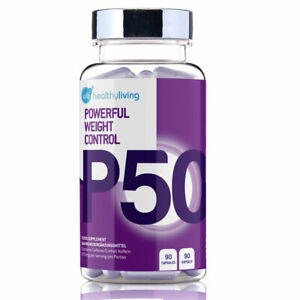 WBP P50 - Super Strength Fat Burner Weight Loss Slimming & Diet Pills Capsules