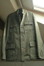 GAP Men's Khaki Green Utility Jacket - Size LG