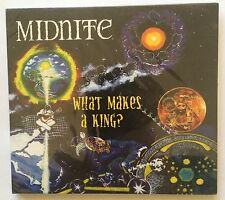 Midnite 'What Makes A King?' CD (2010) Roots Reggae Brand New Sealed - Rare!