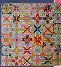 Tumble Dry - applique & pieced quilt PATTERN - Bee in My Bonnet