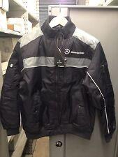 Mercedes Benz  Men's Driver's Bomber Jacket Genuine Mercedes Accessory,B67871087