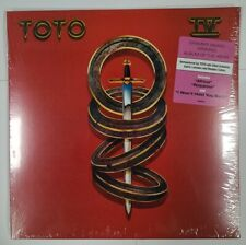 Toto – Toto IV - LP Vinyl Record - NEW Sealed - CLassic Rock Music