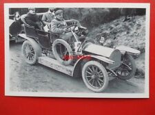 POSTCARD CARS IRISH RELIABILITY TRAIL 1907