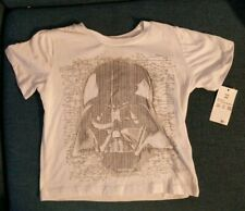 Official Lucasfilm Darth Vader 4T Tee.Shirt and Jacket Set