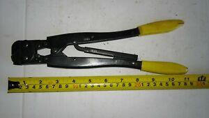 AMP C PIDG Hand Crimp Tool 26-22
