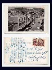 MEXICO SONORA HERMOSILLO ASPECTO DE LA CALLE SERDAN MEXICANO FOTO CIRCA 1950